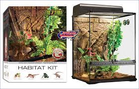 terrarium of exo terra mayan habitat kit 45х45х60 cm buy in kiev