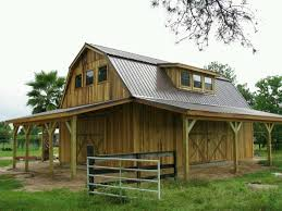 Gambrel Roof Pole Barn Plans Gambrel Pole Barn By Barns And Buildings Barns Pinterest