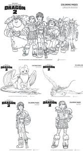 8 book activities train dragon images