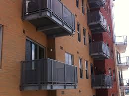 perforated panel perforated metal railing railings fencing