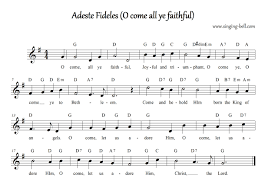 free christmas carols u003e adeste fideles free mp3 audio song download