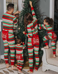 matching pajamas pjs for families for by lazy one