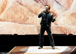 U2 In The City Of Blinding Lights U2 Kick Off First Date Of Joshua Tree Tour In Vancouver Daily