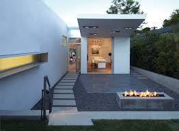 Modern Firepits Los Angeles Rock Pits Landscape Modern With Basalt