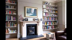 Shelving Furniture Living Room by Livingroom Shelves Youtube