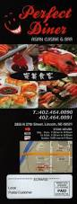 perfect diner asian cuisine delivery menu with prices lincoln