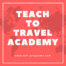 travel academy images Tefl courses by teach to travel academy accredited tefl programs png