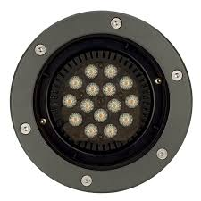 Philips Led Light Fixtures by Recessed Floor Light Fixture Led Hid Round Decoscene