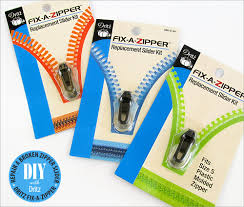 repair a broken zipper slider diy with dritz fix a zipper sew4home