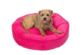 dog nesting bed canine styles corduroy hot pink corduroy purple dog bed