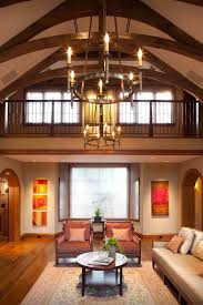 Hanging Stairs Design Wooden Stairs Design Living Room Mediterranean With Spacious