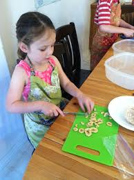 kitchen knives for children a of chopped for in the kitchen