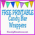 candy bar wrapper template the hillbilly princess diaries how to