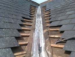 Flat Tile Roof Pictures by Emergency Roof Repairs Wandsworth Sw18 Slate Roof Repairs