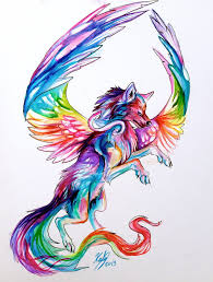 flying wolf design by lucky978 on deviantart