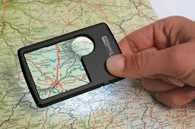 Pocket Magnifying Glass With Light Only 7 99