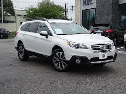 subaru outback black 2017 featured used subaru models san antonio subaru dealer