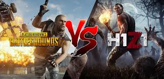 pubg vs h1z1 h1z1 vs playerunknown s battlegrounds ความเหม อนท แตกต าง