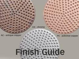 Outdoor Shower Head Copper - 14 best hand made copper shower heads images on pinterest shower