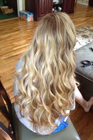 pageant style curling long hair loose prom curls hair curls blonde hair beauty pinterest