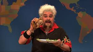 weekend update fieri on thanksgiving from saturday