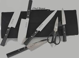 kitchen knives set sale sushi knife sushimen sushi cutting knives deba kazari yasi