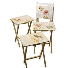 target tv snack tables willow bay folding wicker side table white deck garden pinterest