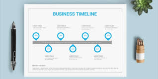 33 blank timeline templates u2013 free and premium psd word pot
