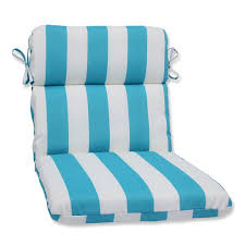 Turquoise Lounge Chair Pillow Perfect Cabana Stripe Outdoor Lounge Chair Cushion
