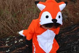 Baby Fox Halloween Costume Happy Halloween Sneaky Lil Fox Mie