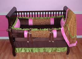 Zebra Print Crib Bedding Sets 21 Best Cheetah Print Baby Bedding Images On Pinterest Cheetah