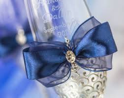 royal blue and silver wedding royal blue wedding etsy