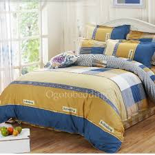 Simple Comforter Sets Brown Plaid Beautiful Simple Full Size Queen Bed Comforter Sets