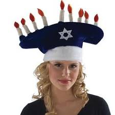hanukkah hat 2 25 blinking santa hat http www gp product