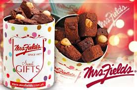 mrs fields brownies 30 mrs fields brownie nibblers promo