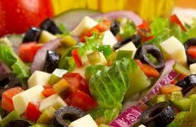 cara membuat salad sayur atau buah resep cara membuat mix green salad sayur dan