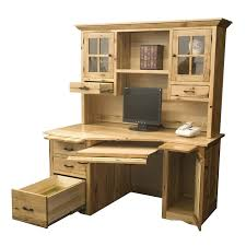 Solid Wood Corner Desk With Hutch Desk Home Desk With Hutch Home Styles Computer Desk With Hutch