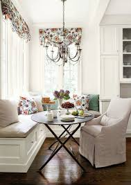 Kitchen Banquette Seating by Designs Ideas Sunny Corner Banquette With Hidden Storage Also