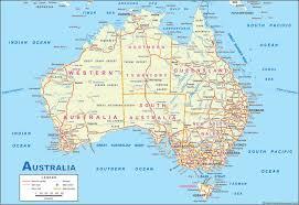 atlas map of australia map os australia major tourist attractions maps