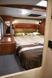 coachmen rv chaparral 371mbrb bath and half travel trailer bedroom