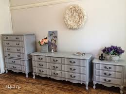 French Style Furniture by Lilyfield Life Ascp Paris Grey French Style Bedroom Furniture