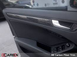 Audi A4 B6 Custom Interior Ocarbon Audi A4 B8 Carbon Fiber Interior Trim For A4 U0026 S4