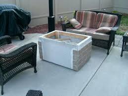 build a propane fire table diy fire table modern propane fire pit fire pit table propane fire