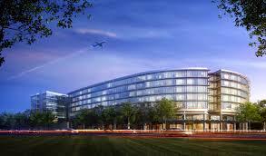 Exterior View Andaz Aerocity Delhi Aria Public Designaria Public Design