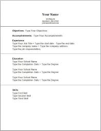 Teen Sample Resume by Writing A Resume Template Billybullock Us