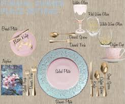 Formal Table Settings 10 Steps To Create A Formal Table Setting Decoholic