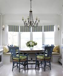 wide window treatments living room transitional with high ceiling