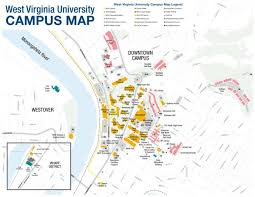 wvu evansdale map wvu eberly on it s move in day here s some wvu