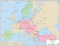 map of germany with states and capitals 40 maps that explain world war i vox