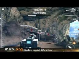 android mob org modern combat 4 zero hour v1 2 2e for android free